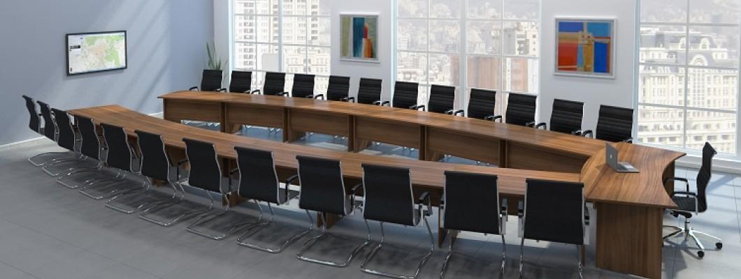میز های کنفرانس